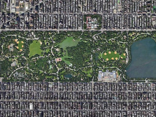 Central Park — New York, USA