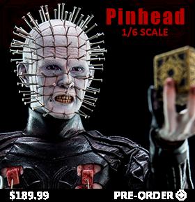 HELLRAISER III 1/6 SCALE PINHEAD