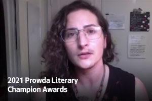2021 Prowda Literary Champion Awards