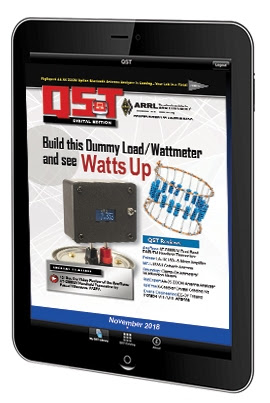 Digital                              QST  1118 Issue