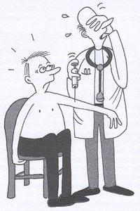 Vacciner sans rien savoir