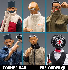 Corner Bar Series 02 Random Figure