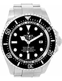 Sea-Dweller Automatic-self-Wind Male Watch 116660 (Certified Pre-Owned)