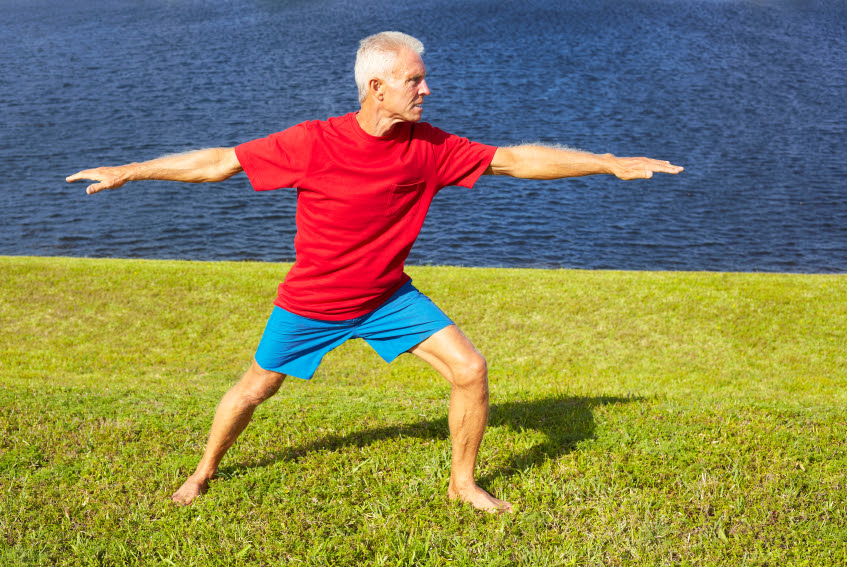 yoga prostate cancer