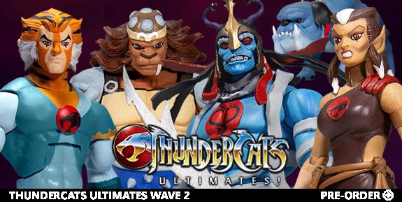 ThunderCats Ultimates Wave 2