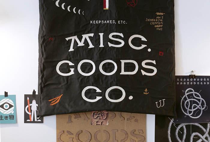 Misc Goods Co Banner