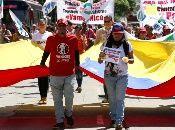 Varios países han fijado su respaldo en favor de la soberanía y la autodeterminación de Venezuela.