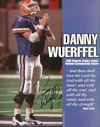 Image result for Danny Wuerffel photo
