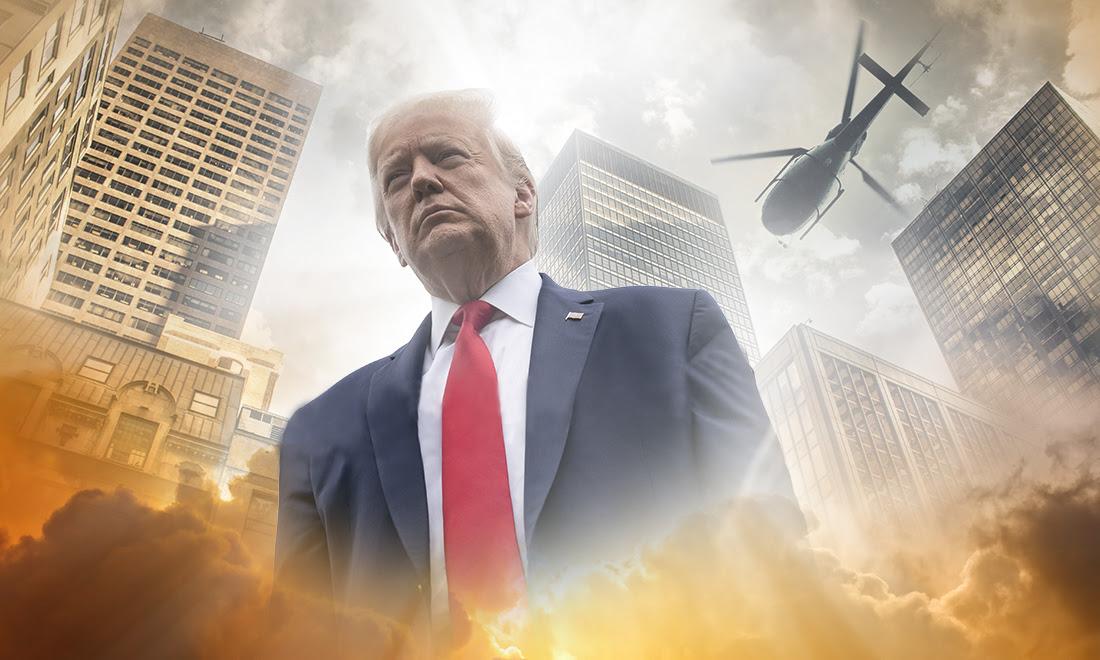 Tổng thống Donald Trump: Kỳ 1 - Vụ thoát chết định mệnh