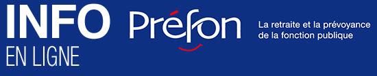 Logo Préfon