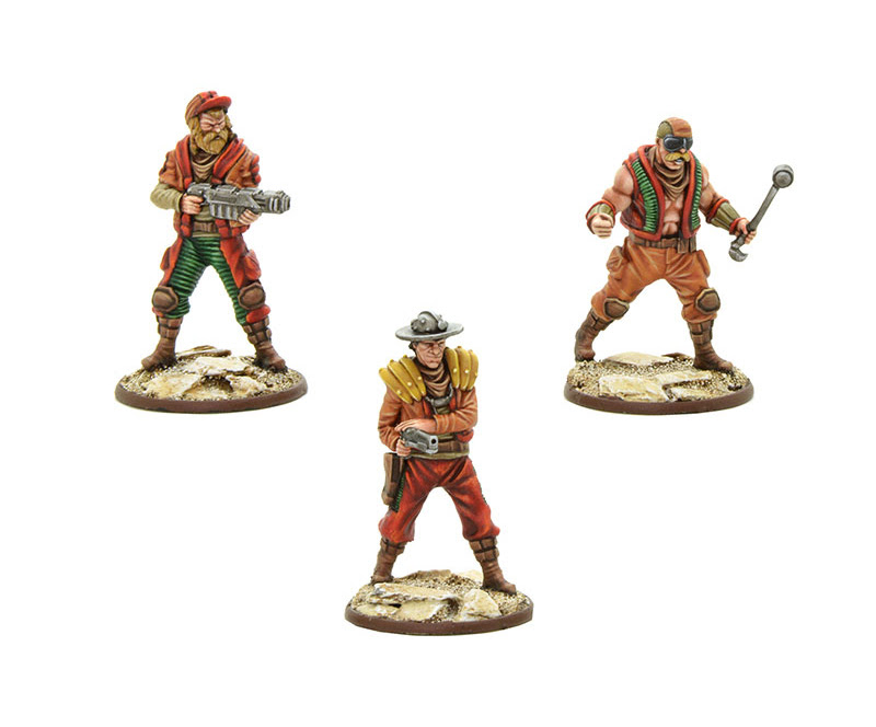 Pre-order Strontium Dog Wasters
