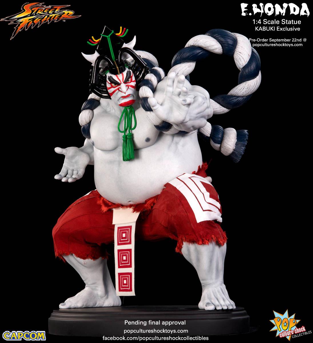 [Pop Culture Shock] Street Fighter: E. Honda 1/4 Statue - Página 3 Acafbdaf-2cf1-40b0-8fd0-732fdec0d7f2