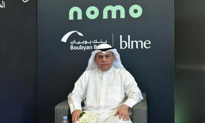 Mr. Adel Al-Majed, Boubyan Bank Group CEO and BLME Chairman