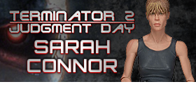 T2 ULTIMATE SARAH CONNOR FIGURE