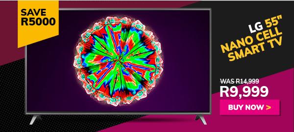 LG 55'' NANO Cell Smart TV