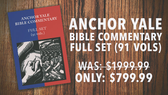 60% Off New Anchor Yale Bible Commentary (91 Vols.)
