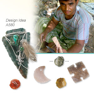Free Design Ideas and Projects in the Fire Mountain Gems Resource Center