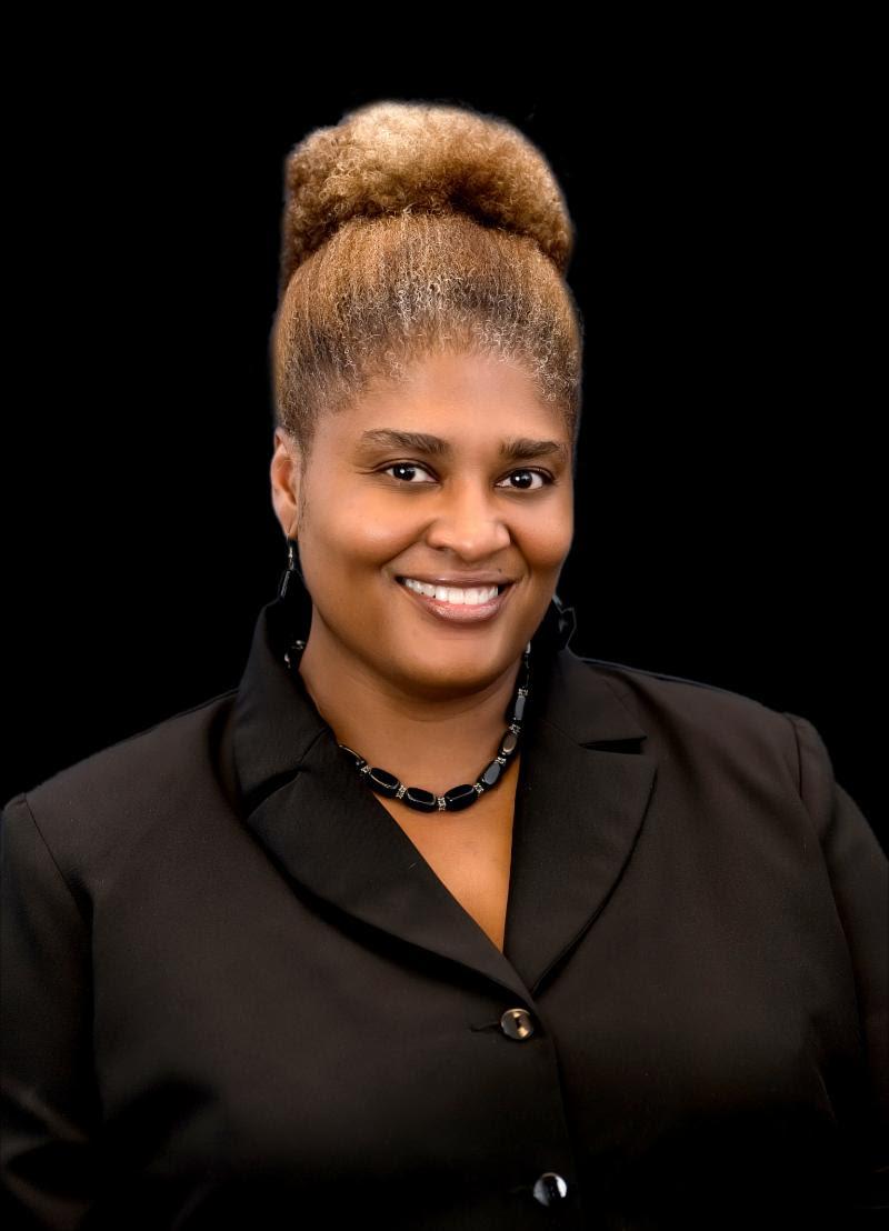 Dr. Froswa' Booker-Drew headshot