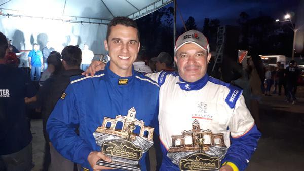 A dupla Luiz Poli e Damon Alencar acirrará a disputa do Rally de Estação (.)