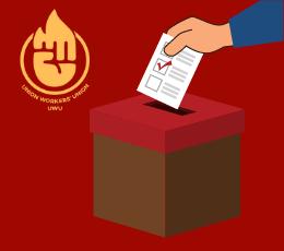 UWU ballot box
