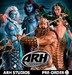 ARH STUDIOS STATUES