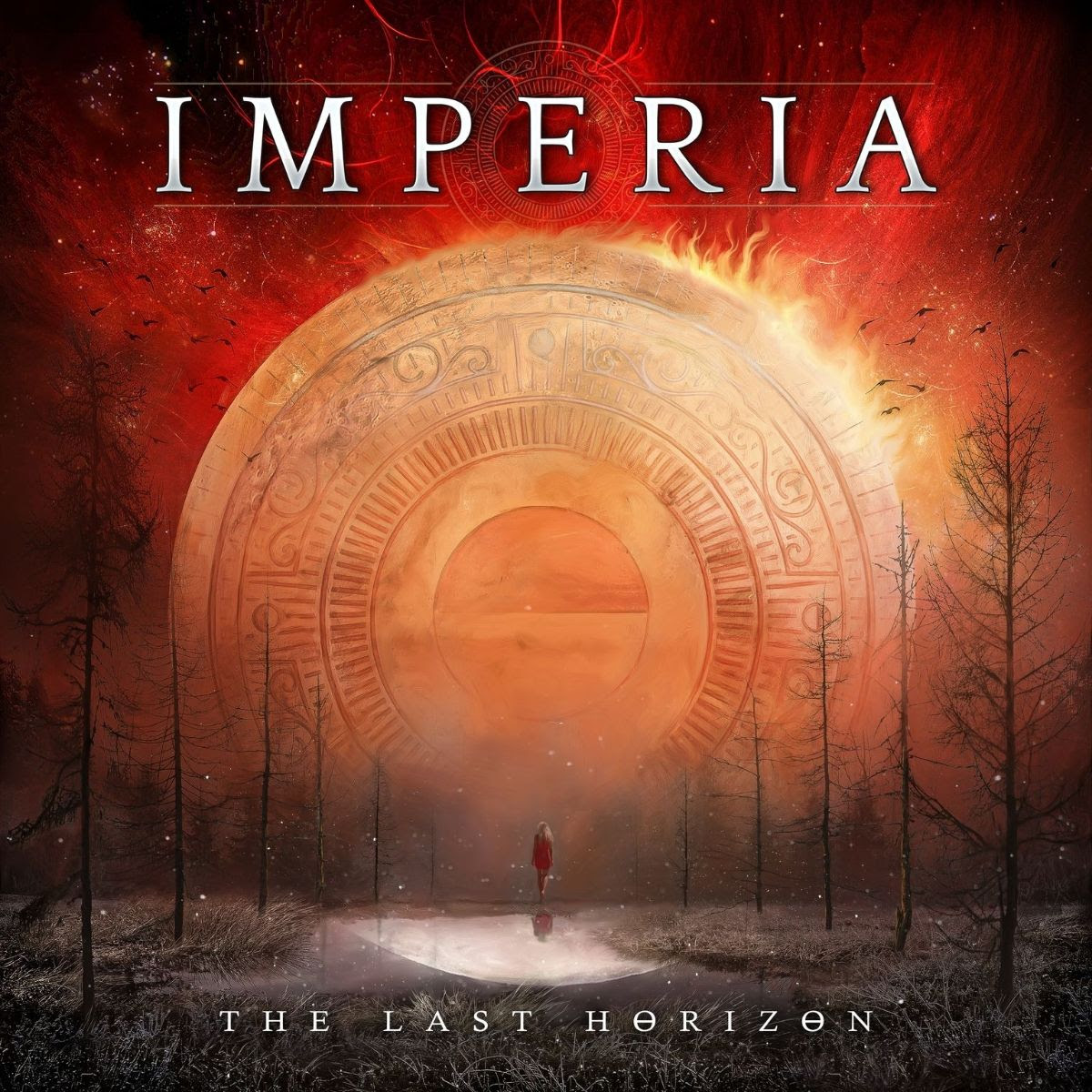 IMPERIA - The Last Horizon - Cover Artwork