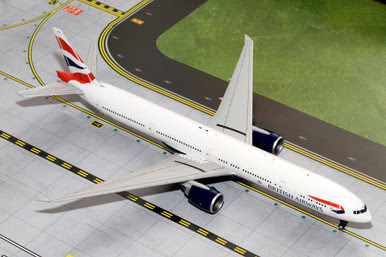 Gemini 200 BRITISH AIRWAYS B777-300ER G-STBG G2BAW541 1:200