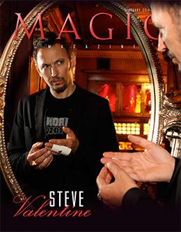 MAGIC Magazine January 2014 Cover