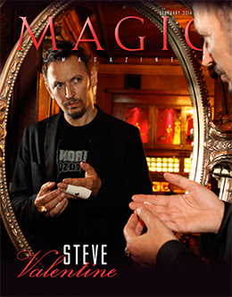 MAGIC Magazine January 2014 Cover