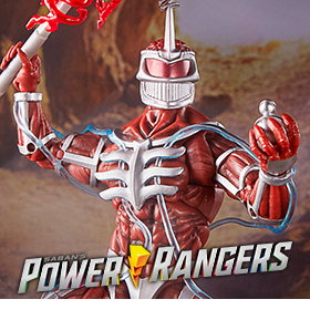 MMPR LIGHTNING COLLECTION LORD ZEDD