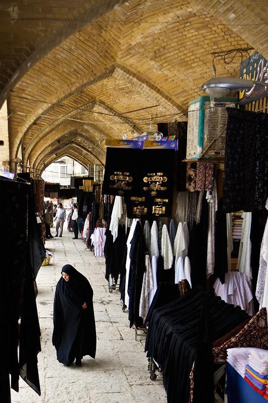 Исфахан. Рынок