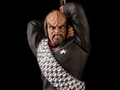 STAR TREK: DEEP SPACE NINE MINI MASTER WORF