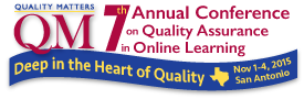 QM 2015 Annual Conference banner