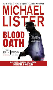 Blood Oath by Michael Lister