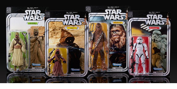 STAR WARS BLACK SERIES 40TH ANNIVERSARY