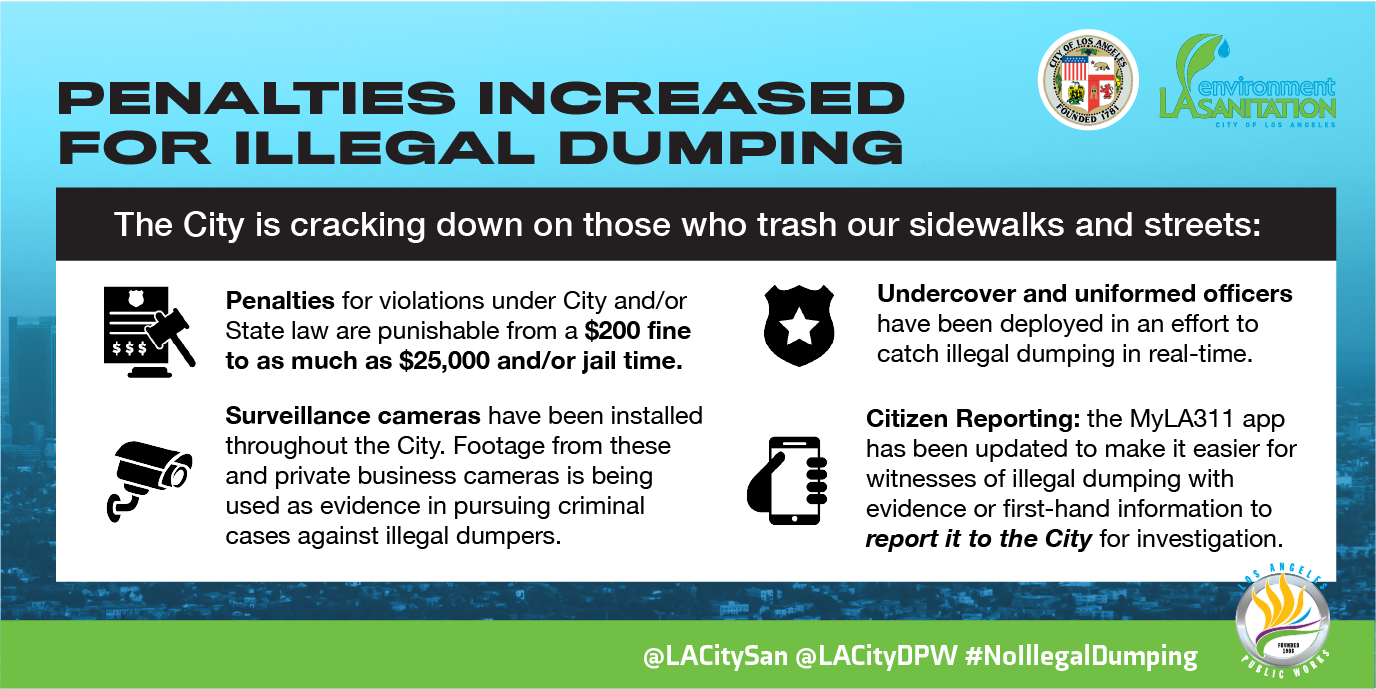 Illegal Dumping Graphic #3 English