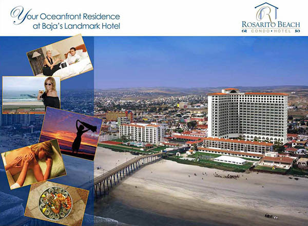 The Rosarito Beach Hotel