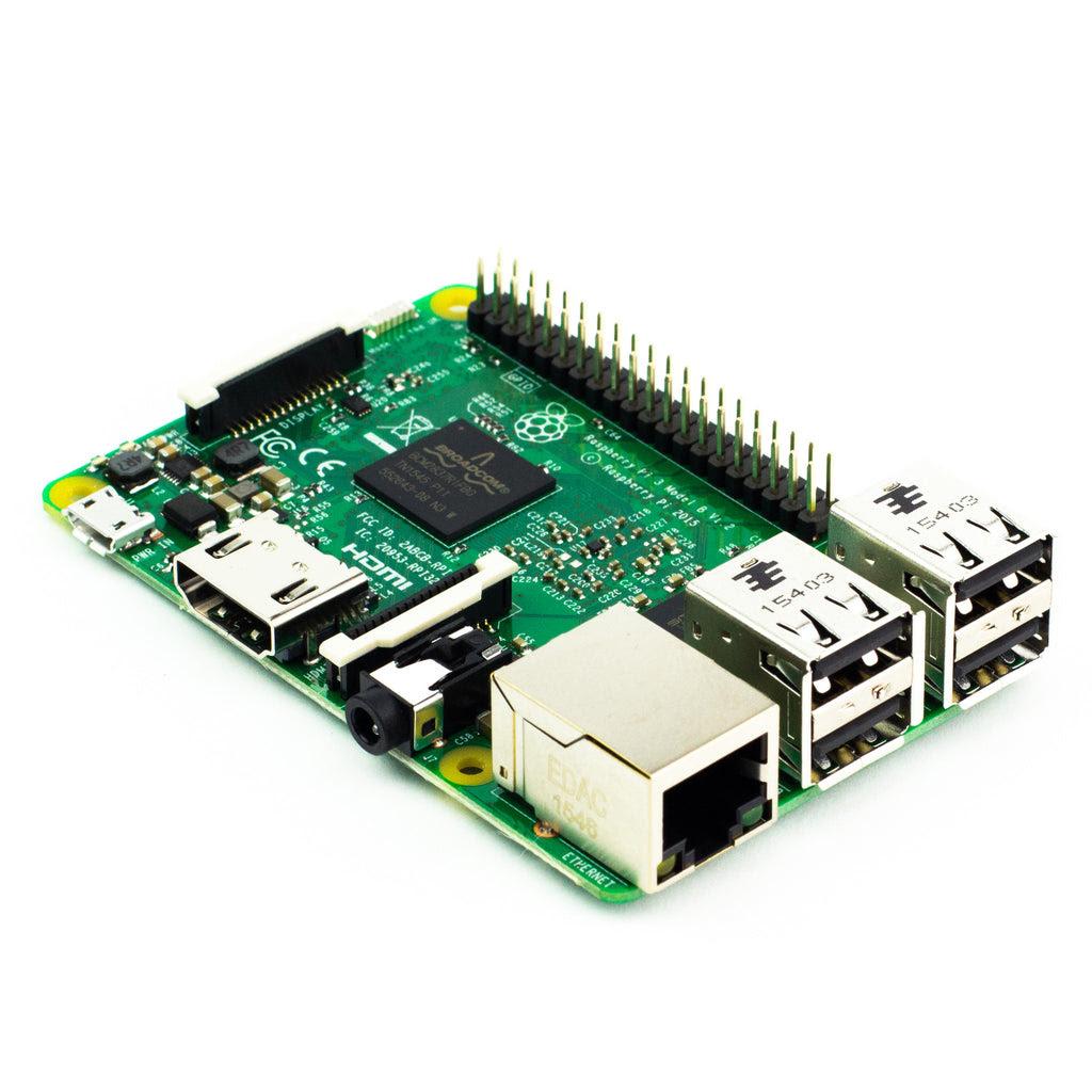 Resultado de imagen de raspberry pi 3