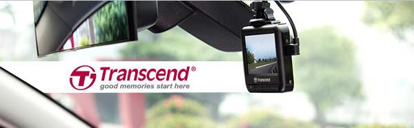 Transcend DrivePro Dashcams