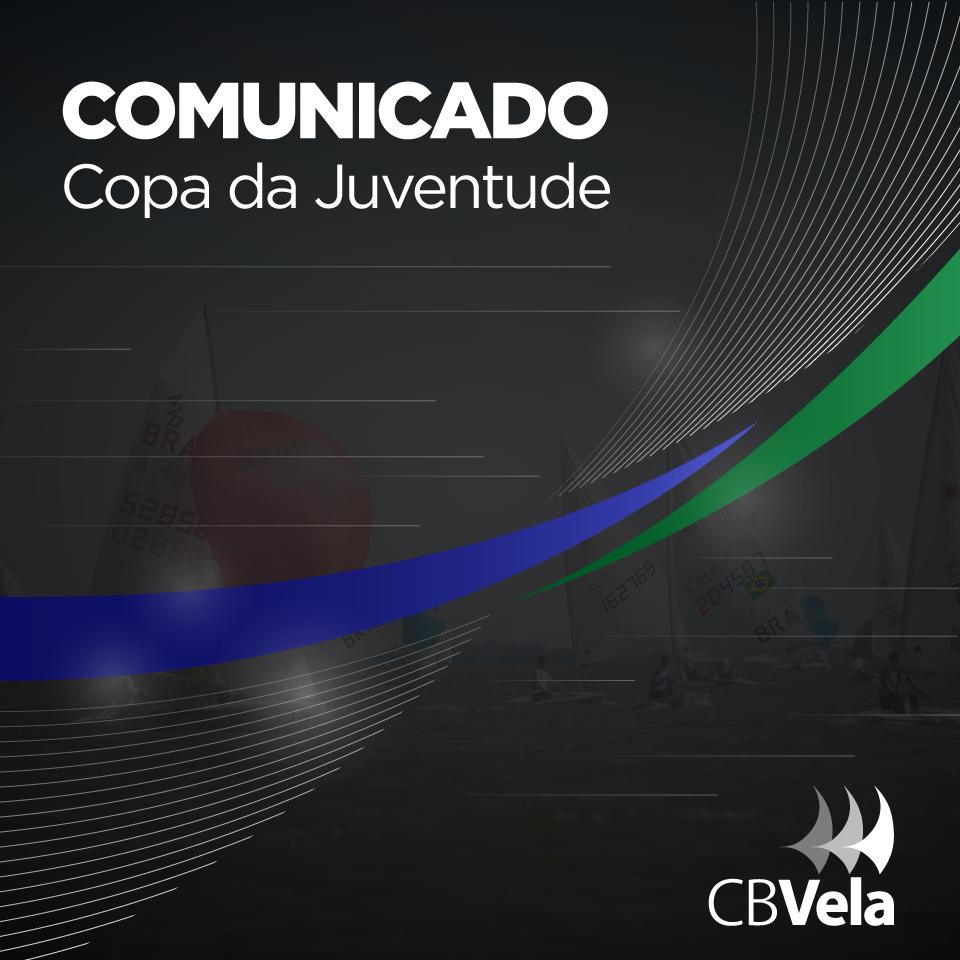 Comunicado - Copa da Juventude