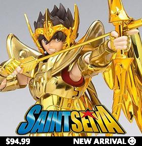 Saint Seiya Saint Cloth Myth EX Sagittarius Seiya