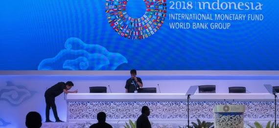 FMI reduz a previsão de crescimento do Brasil em 2018 e 2019