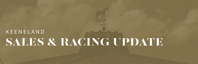 Keeneland Sales Update