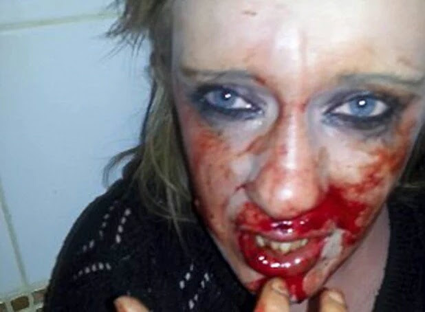 Femme battue1