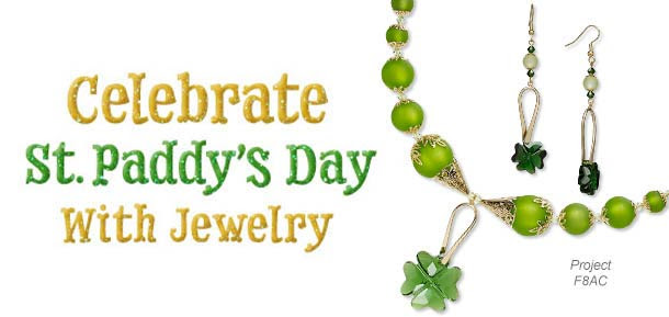Celebrate St. Paddy's Day With Jewelry