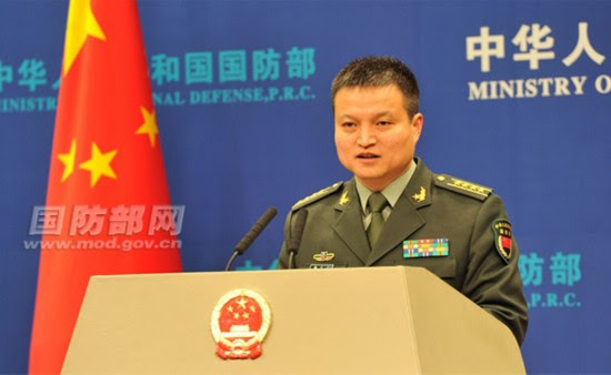 "CHINA: ""La política de defensa y estrategia militar de China no cambiará"""