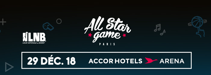 All Star Game 29 Décembre 2018