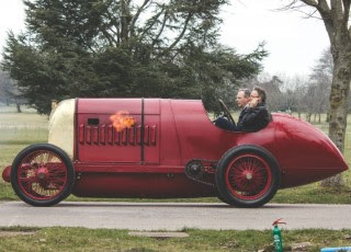 VIDEO: BEAST OF TURIN DRIVEN FOR FIRST TIME IN 100 YEARS