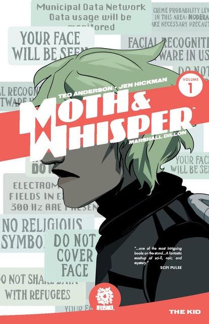 Moth and Whisper Vol 1