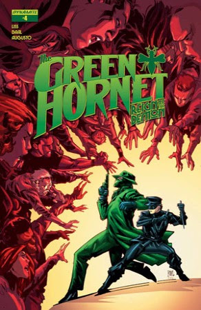 Read The Green Hornet